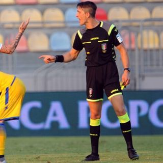 Intervista all'arbitro Claudio Campobasso
