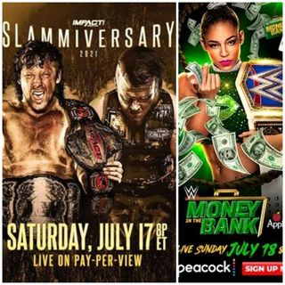 TV Party Tonight: Slammiversary and Money in the Bank 2021