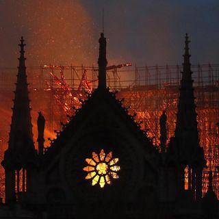 SPECIALE: Le notizie false sul rogo di Notre Dame