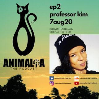 ANIMALIA 02 - Professor Kim - 7Aug20