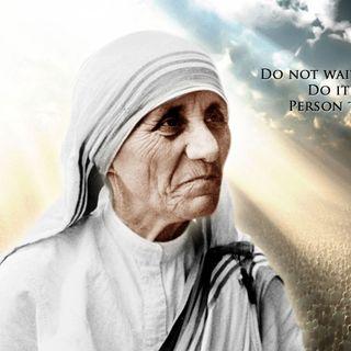 Flashback: Mother Teresa