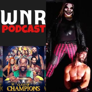 WNR247 WWE CLASH OF CHAMPIONS
