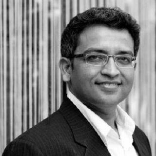 Author Deepak Singh discusses new book on #ConversationsLIVE