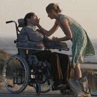 FILM GARANTITI: Lo scafandro e la farfalla (2008) ***