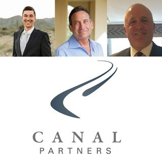 Todd Belfer Perry Jacobson and Chad Horstman with Canal Partners