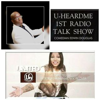 Uheardme 1ST RADIO TALK SHOW - Victoria VA Glover - The Boss Chick