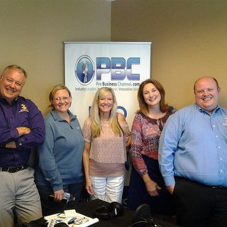 Franchise Business Radio -  Public Relations, Marketing, Creative Services and Discovery Point Child Development Centers