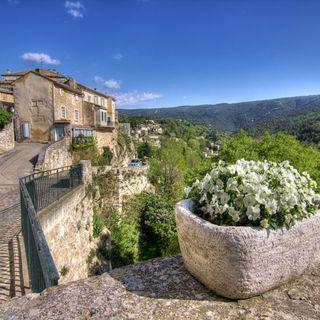 Une journée d'été en Provence à 89 ans