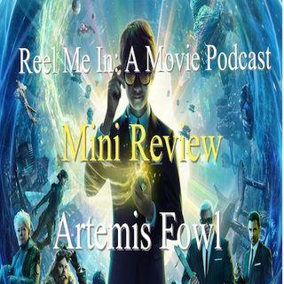 Mini Review: Artemis Fowl