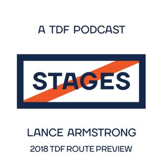 2018 TDF Route Preview