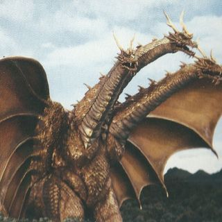 Grand King Ghidorah/Suit Disscuion/Super Kaiju Nation/Episode 5
