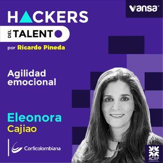 034. Agilidad emocional- Eleonora Cajiao (Corficolombiana)  -  Lado A
