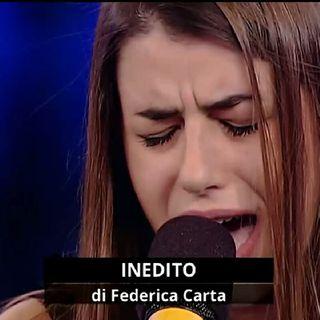 FEDERICA CARTA Inedito ATTRAVERSO GLI ANNI