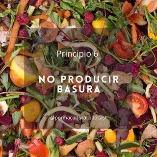 T1E11 - Principio 6 No producir basura