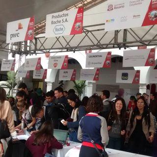 La Feria Mundo Laboral en el Claustro fue todo un éxito