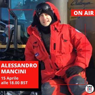 Alessandro Mancini, dopo 9 mesi d'isolamento in Antartide, ci suggerisce come vivere la quarantena