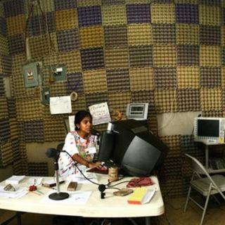 Radio comunitarie, indigene, autonome: Boca de Polen, pt. 1