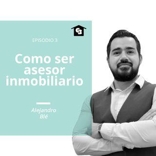 Hablando de Inmuebles - Ep. 3 - Que estudiar para ser asesor inmobiliario
