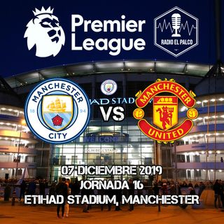 Manchester City vs Manchester United en VIVO