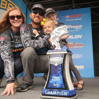 A conversation with Bassmaster Elite Angler Stetson Blaylock on His Big Win At Winyah Bay