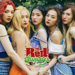 Red Velvet - Red Summer Album