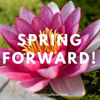 1158 Spring Forward!
