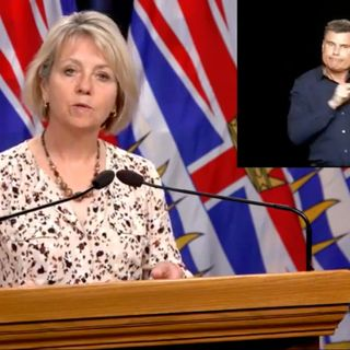 BC Health Officail Media Update September 8 2020