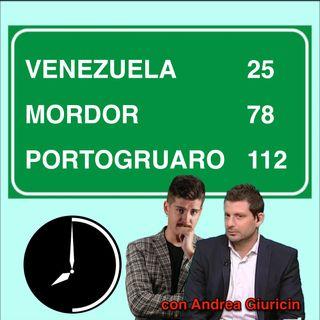 Il Venezuela è vicino: sulle Autostrade del Declino - con Andrea Giuricin