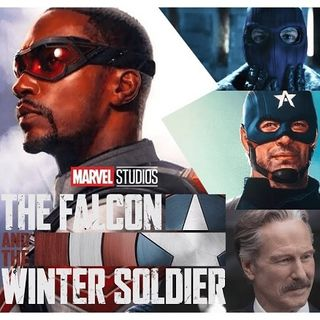 Falcon & Winter Soldier Ep 1 Leaks!!