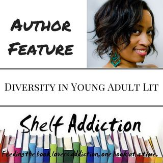 Ep 35: Diversity in YA with Featured Author Tiffany Gholar