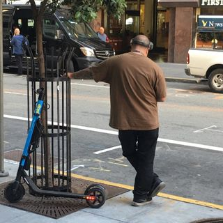 Stick Scooter Punks in San Francisco — We're Coming For You!