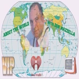 About the World - Tony Steuer & Dorcia Carrillo