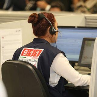 El servicio telefónico 911 apoya a menores en emergencia