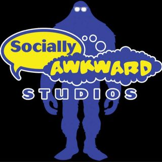"Socially Awkward Studios #288 ""You Guys, I am Half Mast Right Now."""