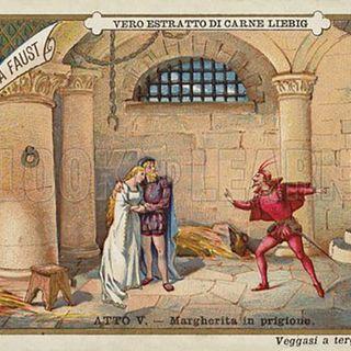 La Domenica di Ameria Radio  25 aprile 2021 ore 18.00 - C. Gounod Faust pagine scelte - Margherita – Kiri Te Kanawa Faust – Francisco Araiza