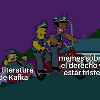 Yo lo di por Kafka