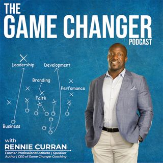 Career Transitioning with Official NFL Barber & Game Changer Sherrod Martin
