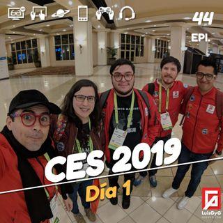 CES 2019 | Día 1. Salud, tendencias y expectativas.