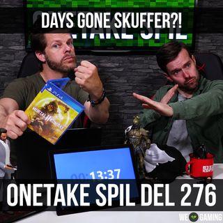OneTake Spil - del 276