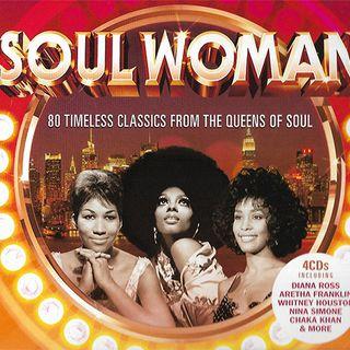 Especial SOUL WOMAN PT04 Classicos do Rock Podcast #soulwoman #especialCDRPOD #captainmarvel #goosethecat #shazam #dumbo #twd #got #rock