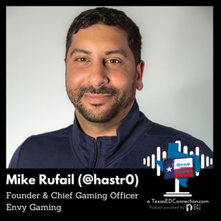 Episode 4 Michael Rufail, Founder, Envy Gaming
