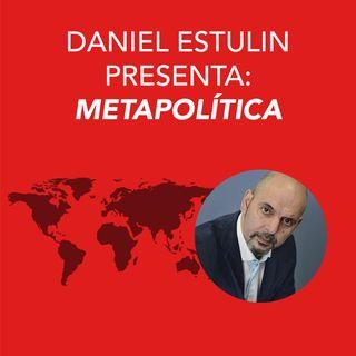 Daniel Estulin presenta Metapolítica