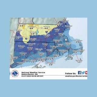 Snow on the way for Connecticut
