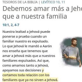 EX-TESTIGOS DE JEHOVÁ: Tertulia abierta