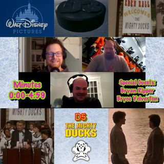 D3 Ep 1: Donald Duck's Facemask (Special Guests: Bryan Ripper & Bryce Yelverton)