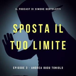 Andrea Budu Toniolo - correndo fino a Capo Nord senza trovare il limite