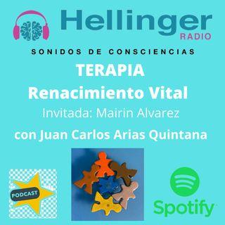 Terapia de Renacimiento Vital en la Hellinger Radio