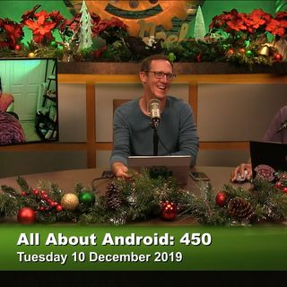 All About Android 450: Not Even the Caboose