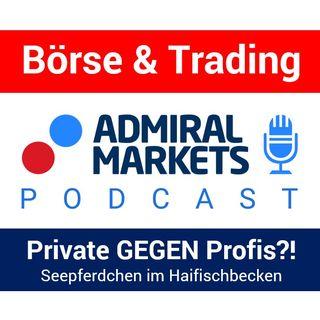 Seepferdchen im Haifischbecken?! | Private Trader vs. Profis | Wer tradet wie | Börse & Daytrading