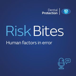 RiskBites: Human factors in error